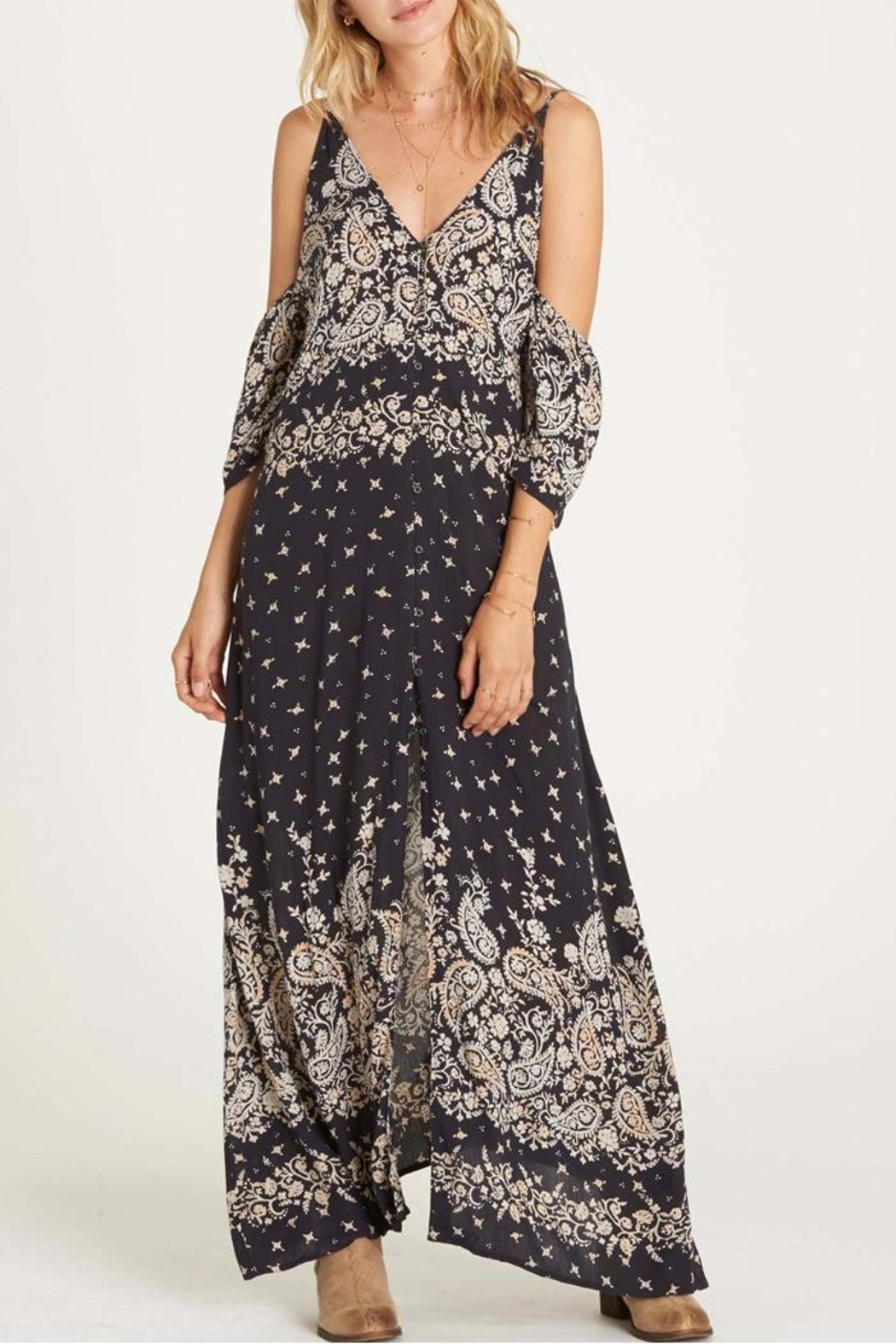 Billabong Desert Dreams Maxi Dress - Main Image