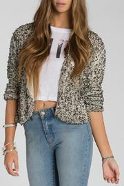 Billabong Eyes Sequin Jacket - Product Mini Image