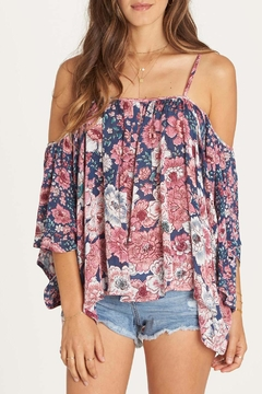 Shoptiques Product: Floral Forever Top