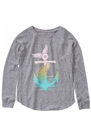 Billabong Girls Anchor Thermal Top - Product Mini Image