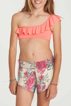 Shoptiques Product: Girls Spinner Shorts