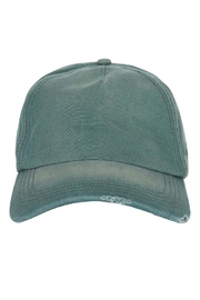 Billabong Green Canvas Cap - Product Mini Image