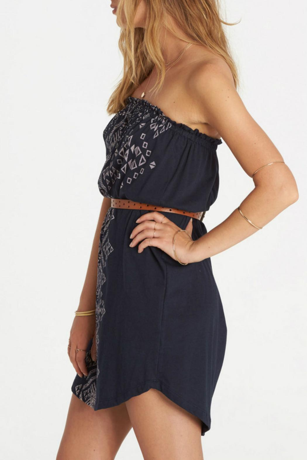 Billabong Here It Is Dress - Front Full Image