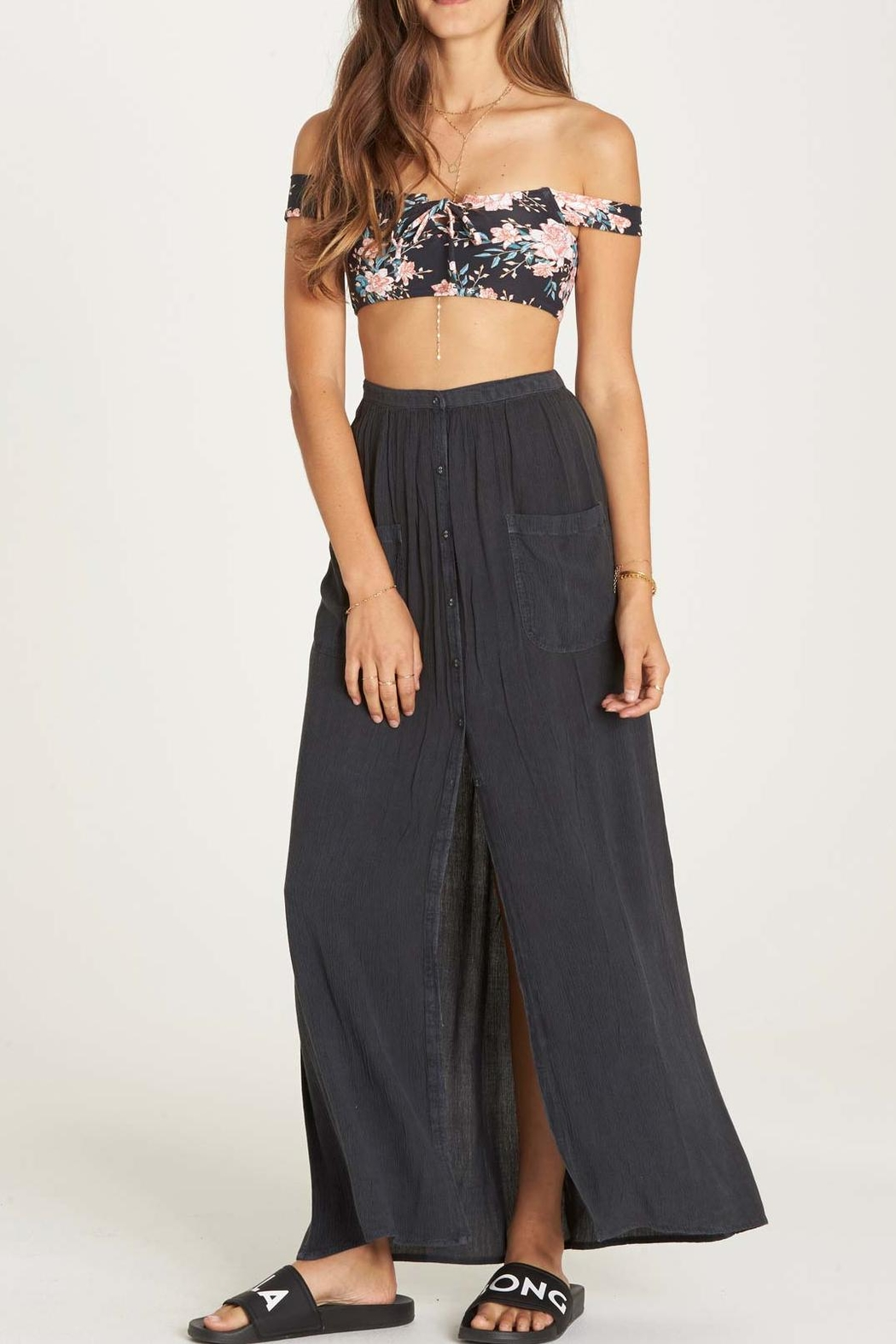 e7f6befd4a Billabong Honey Maxi Skirt from Minnesota by crystal house boutique ...