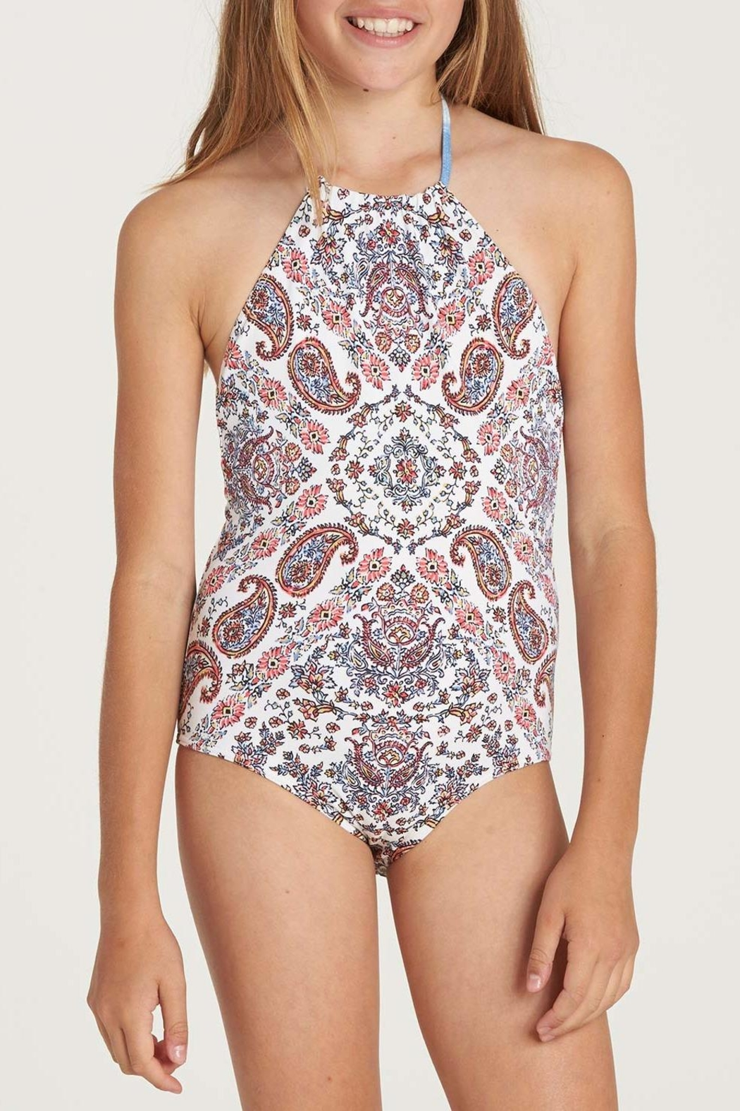 Billabong Lil-Bliss One-Piece Swimsuit - Main Image