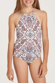 Billabong Lil-Bliss One-Piece Swimsuit - Front cropped