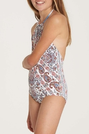 Billabong Lil-Bliss One-Piece Swimsuit - Front full body