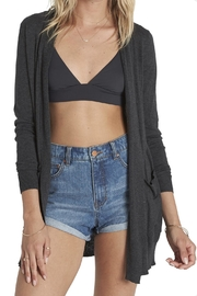 Billabong Line Games Cardigan - Front cropped