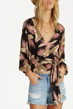 Billabong Love Wrapped Top - Product List Image