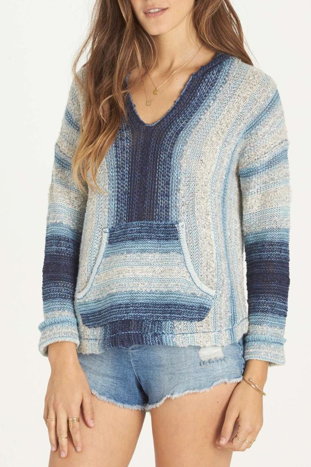 Billabong Ocean Love Sweater - Front Cropped Image
