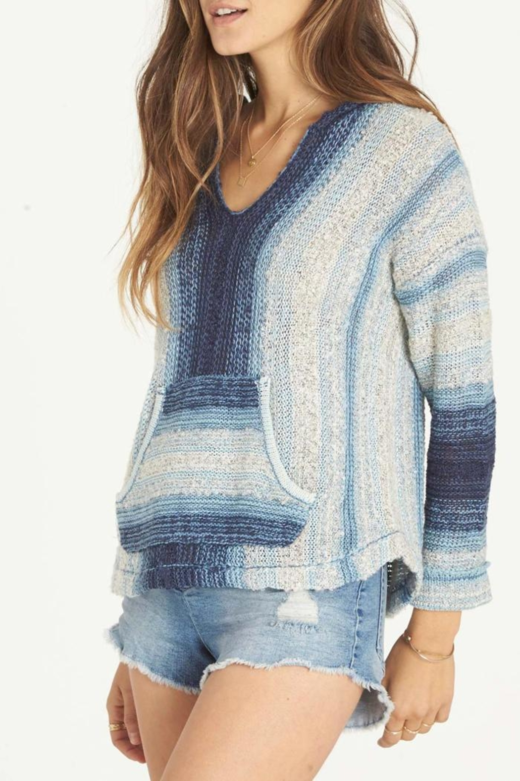 Billabong Ocean Love Sweater - Side Cropped Image