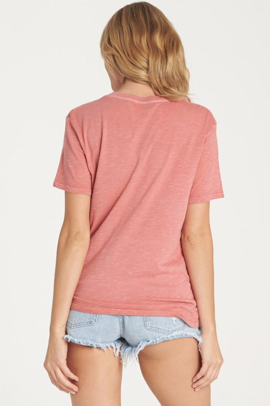 Billabong Paradise Palm Tee - Front Full Image