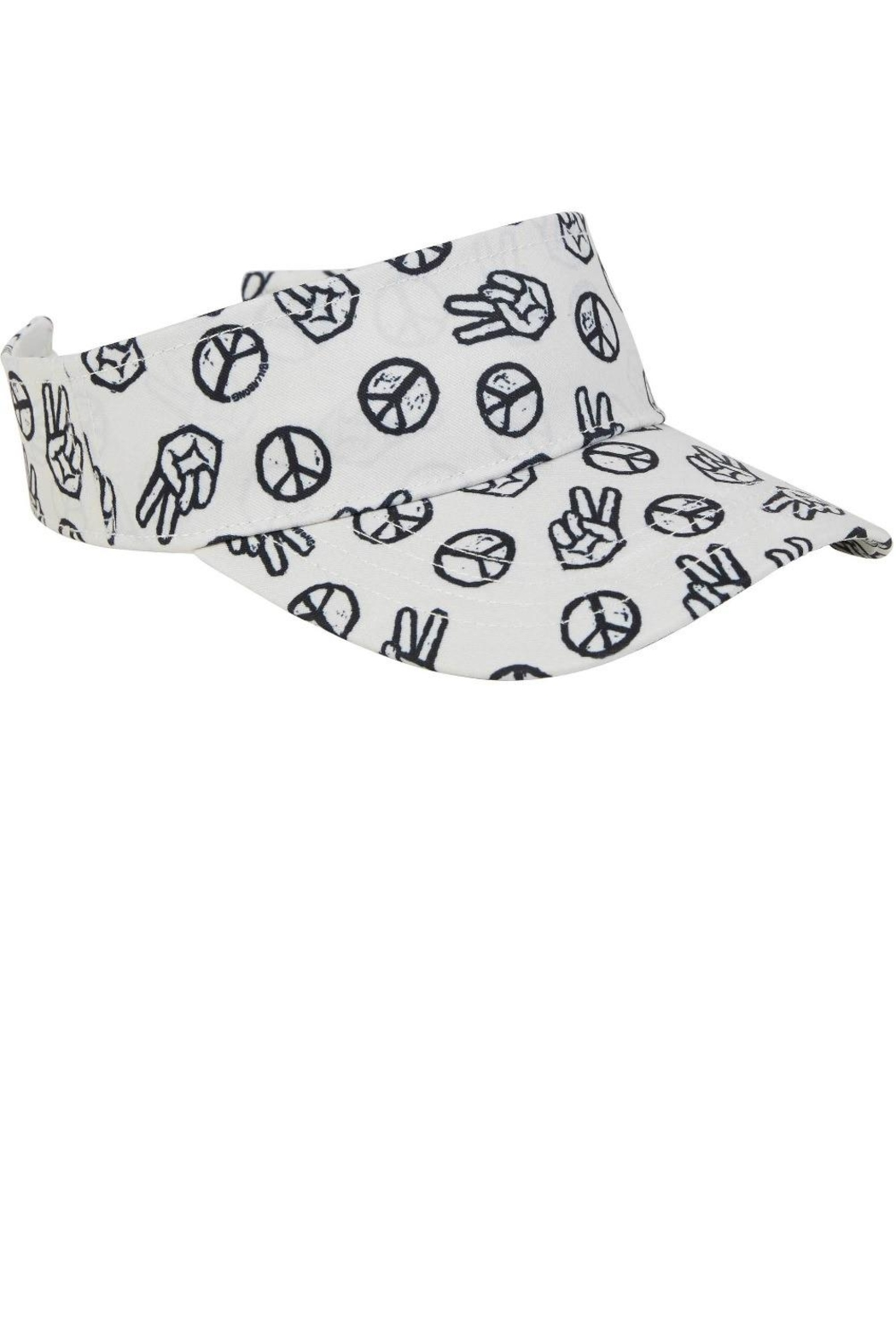 Billabong Peace Out Visor - Side Cropped Image