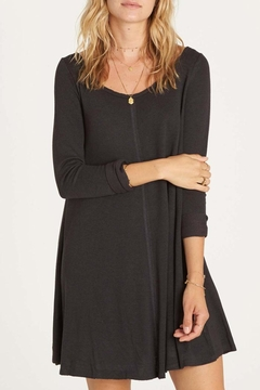 Shoptiques Product: Relaxed Terry Dress