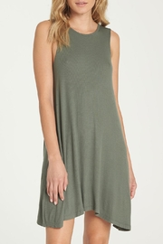 Billabong Ribbed Swing Dress - Product Mini Image