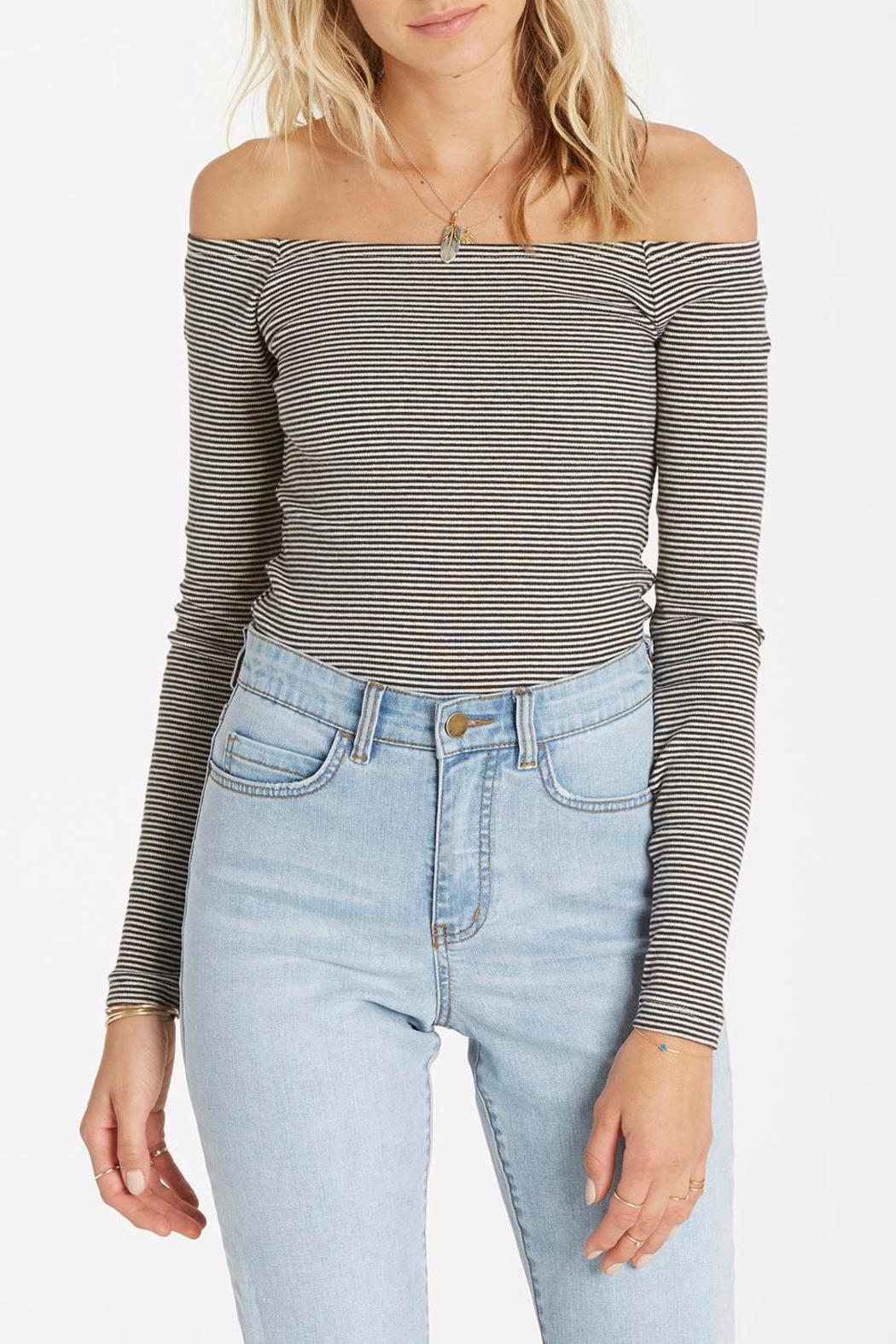 Billabong Right Away Top - Front Cropped Image