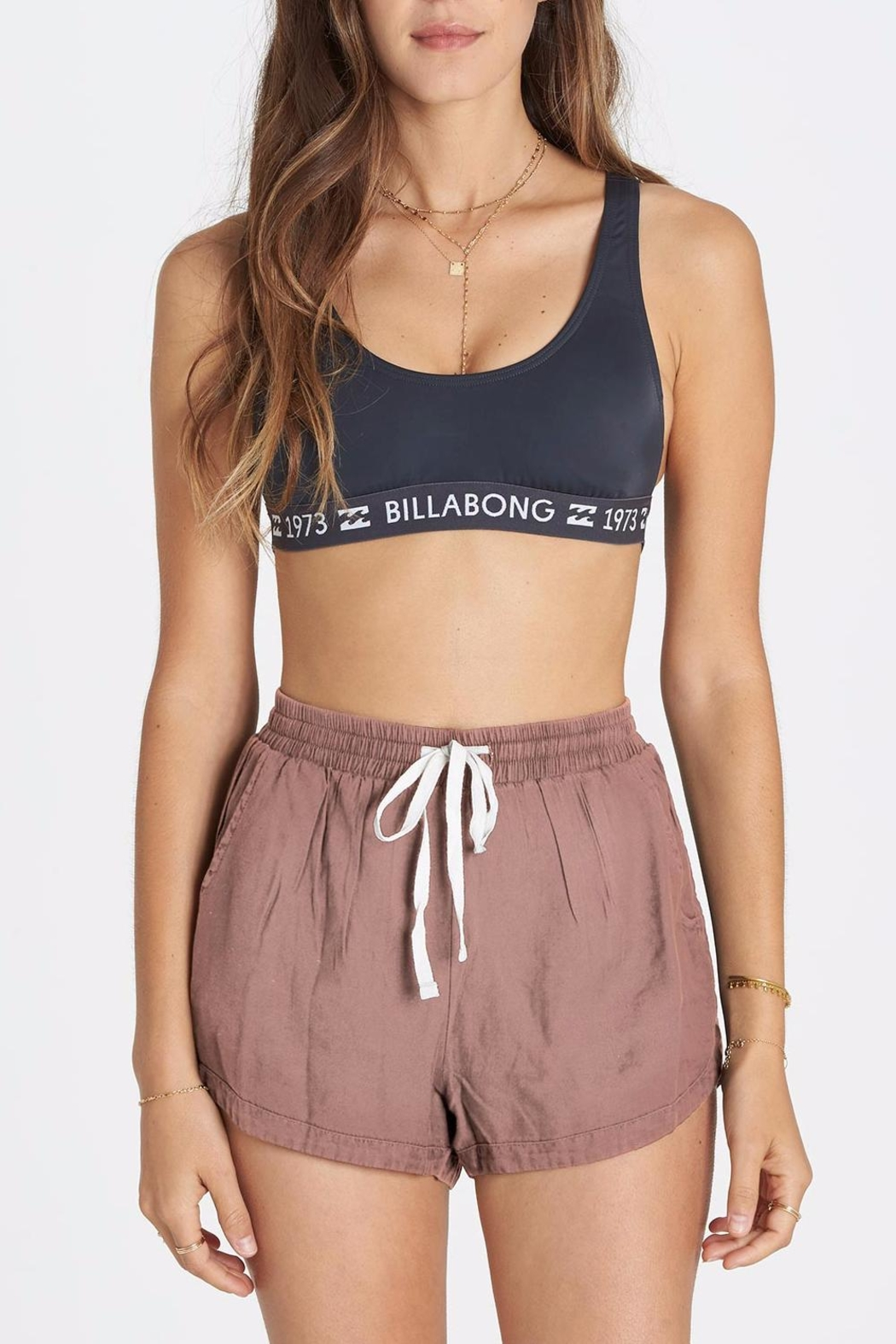 Billabong Road Trippin Shorts - Front Cropped Image