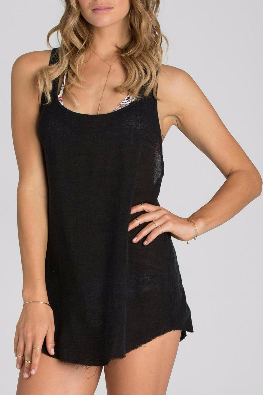 Billabong Salty Sunset Tunic - Front Cropped Image