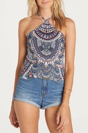 Billabong Same Game Top - Front cropped