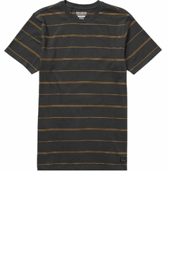 Shoptiques Product: Short-Sleeve Stripe Shirt