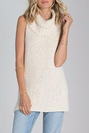 Billabong Sleeveless Turtleneck Top - Product Mini Image