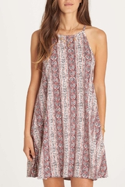 Billabong Sing Along Dress - Front cropped