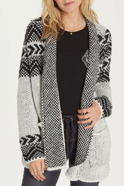 Billabong Snow Daze Sweater - Front cropped