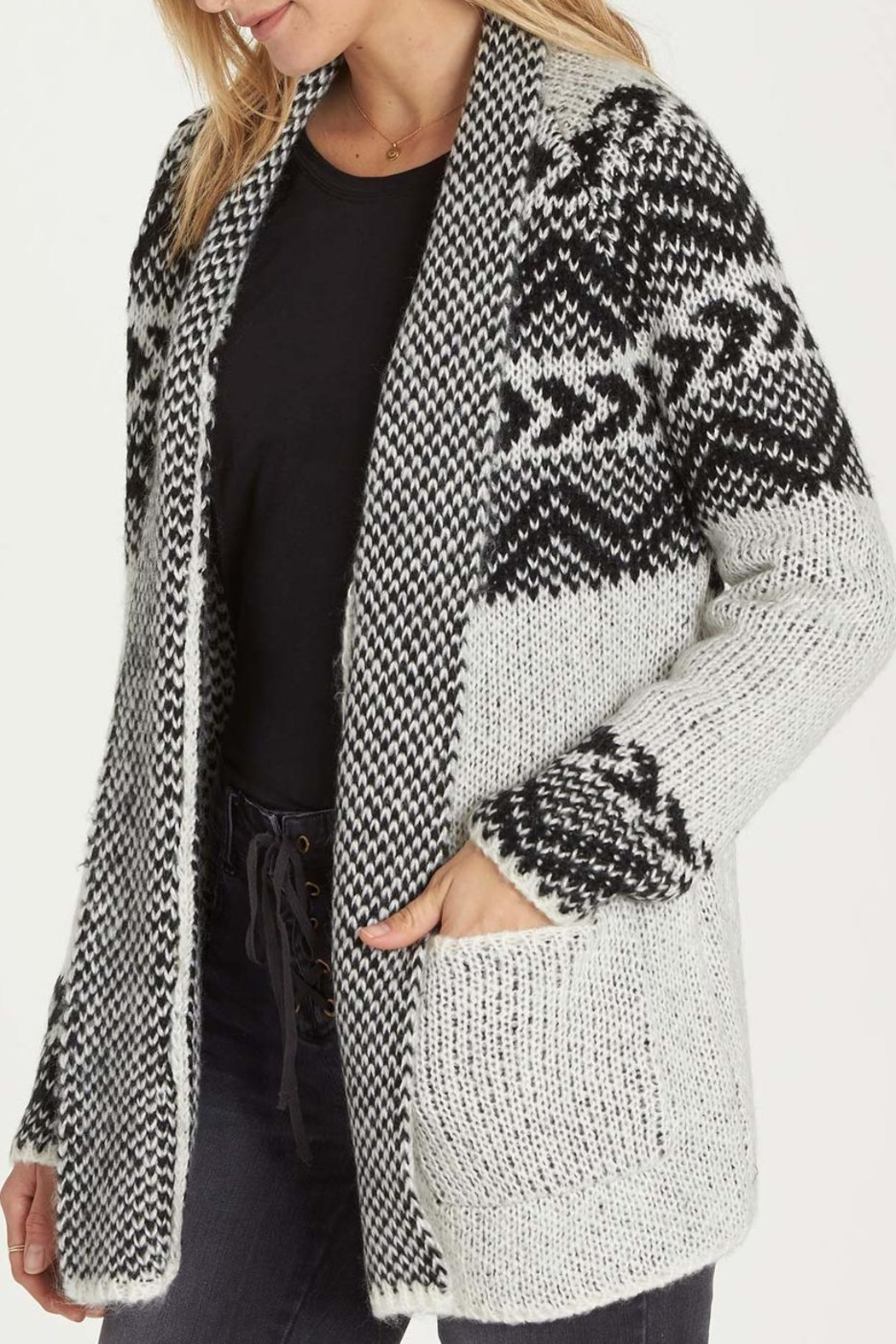 Billabong Snow Daze Sweater - Front Full Image