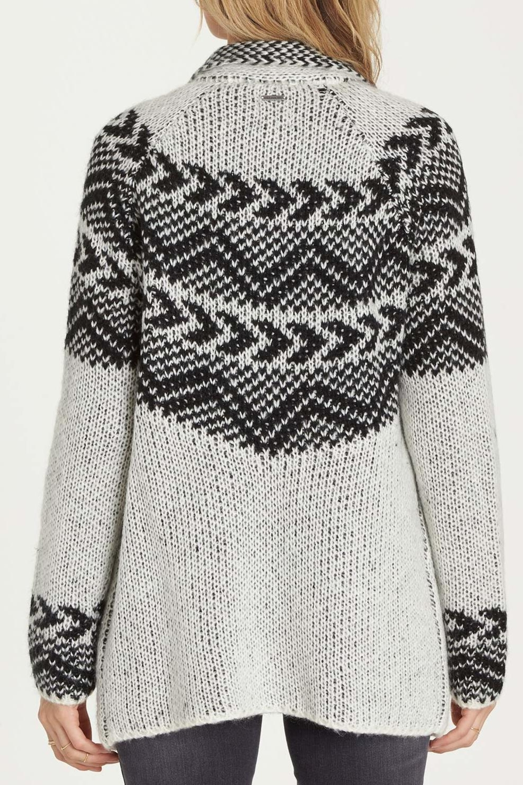 Billabong Snow Daze Sweater - Side Cropped Image