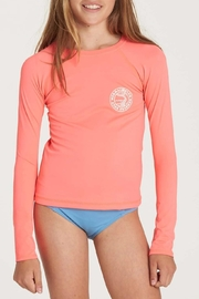 Billabong Sol Searcher Rashgaurd - Product Mini Image