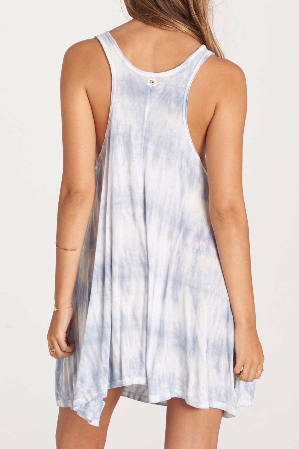 Billabong Tie Dye Dress - Front Full Image