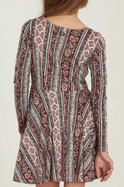 Billabong Stand Out Dress - Front full body