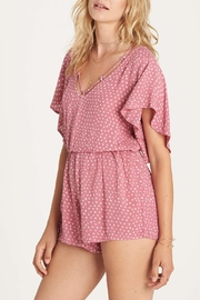 Billabong Strap Up Romper - Front full body
