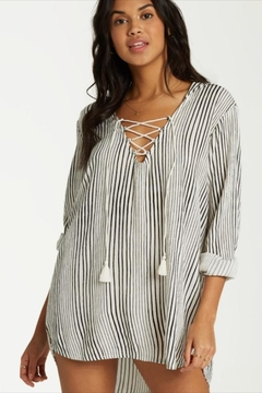 Billabong Striped Cover Up - Product List Image