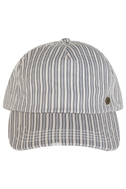 Billabong Striped Distressed Cap - Side cropped