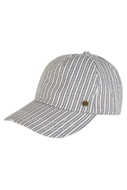 Billabong Striped Distressed Cap - Product Mini Image