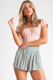 Billabong Sweet Floral Short - Product Mini Image