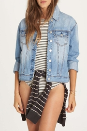 Billabong The Band Jacket - Front cropped