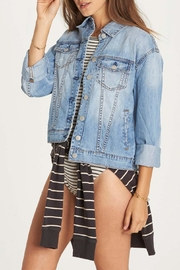Billabong The Band Jacket - Front full body