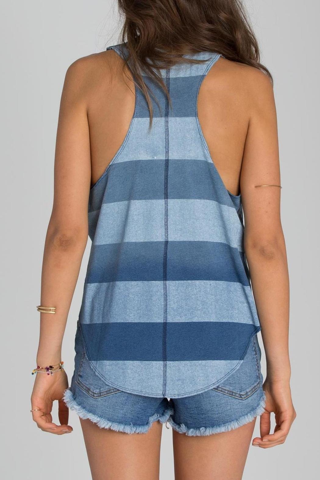 Billabong The Limit Tank - Side Cropped Image