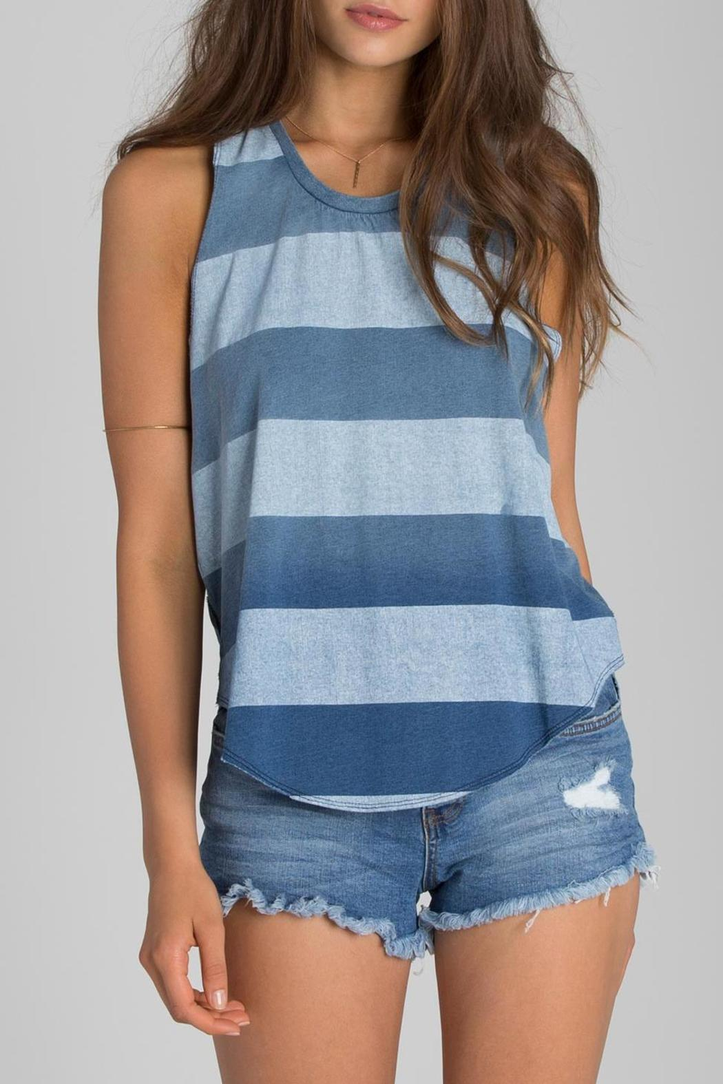 Billabong The Limit Tank - Front Cropped Image
