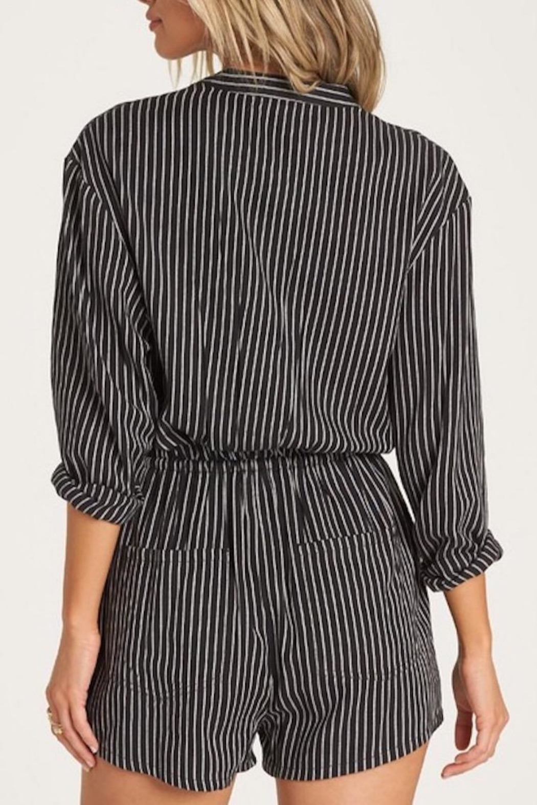 Billabong Wake Night Romper - Side Cropped Image