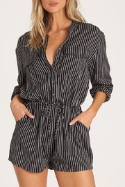 Billabong Wake Night Romper - Front cropped