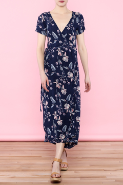 Shoptiques Product: Wrap Me Up Midi Dress
