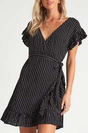 Billabong Wrap Roll Dress - Product Mini Image