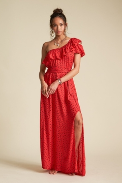 Billabong x Sincerely Jules Your Side Dress - Product List Image