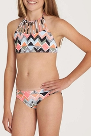 Billabong Zigginz High-Neck Bikini - Front full body