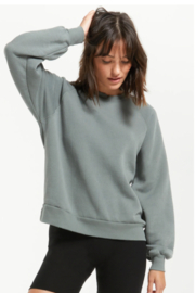 z supply Billie Classic Sweatshirt - Product Mini Image
