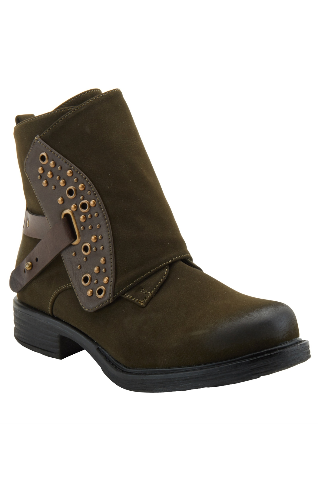 Spring Footwear Billie Joe Bootie - Main Image