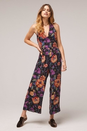 Band Of Gypsies Billy Floral Jumpsuit - Front cropped